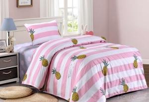 Детское постельное белье Тропики (розовые)