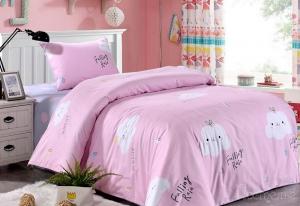 Детское постельное белье Тучка (розовая)