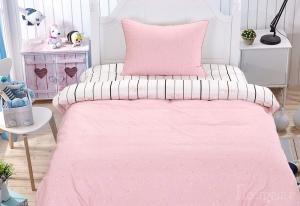Детское постельное белье Жули (розовая)