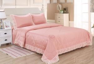 Набор с одеялом Тиара (пепел роза)