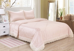 Набор с одеялом Тиара (чайная роза)