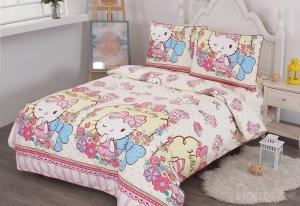 Детское постельное белье Пинк Китти