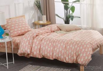 Постельное белье Моби Дик (розовый)