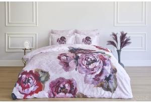Элитное постельное белье ALIANA розовый