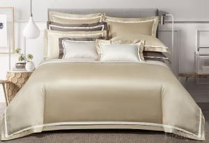 Элитное постельное белье Sharmes Amour (белое золото)