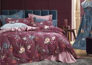 Элитное постельное белье Sharmes Aster Purple