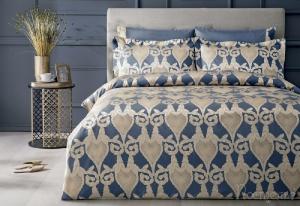 Постельное белье Berta синий
