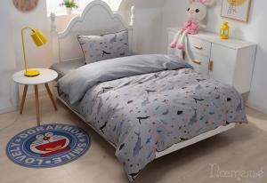 Детское постельное белье Брюс (беж)