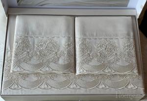 Элитное постельное белье DIAMANT (беж)