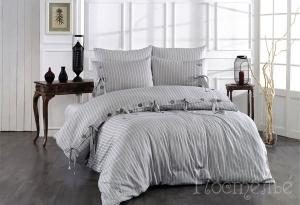Элитное постельное белье D'OR (серый)