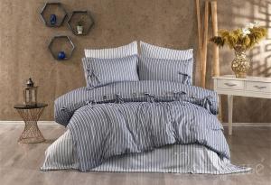 Элитное постельное белье D'OR (тёмно-синий)