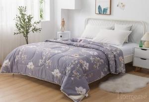 Одеяло без пододеяльника Долли (фиолет)