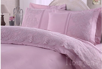 Постельное белье Elmas лиловый