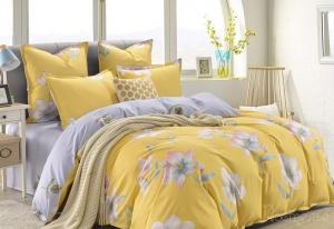 Постельное белье Эми (желтая)