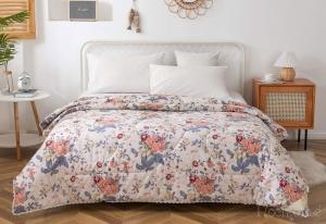 Одеяло без пододеяльника Эрин (крем)