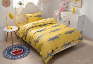 Детское постельное белье Фокси