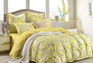 Постельное белье Франческа (желтая)