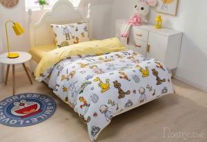 Детское постельное белье Funny world
