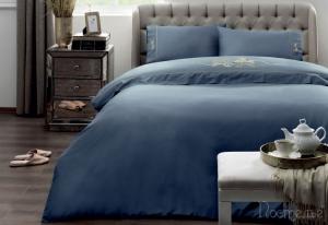 Элитное постельное белье Imperial (голубой)
