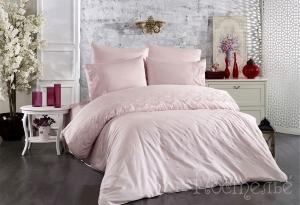 Элитное постельное белье IRINOVA (пудра)