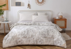 Одеяло без пододеяльника Карина (беж)