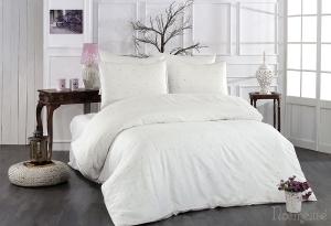 Элитное постельное белье LOVEN'S (кремовый/пудровый)