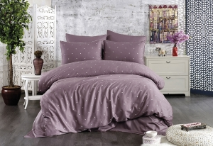 Элитное постельное белье LOVEN'S (фиолет)