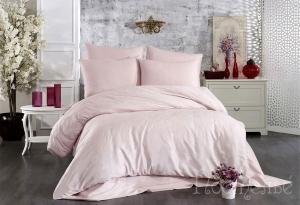 Элитное постельное белье LOVEN'S (пудра)