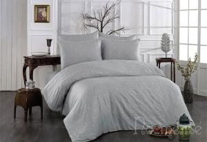 Элитное постельное белье LOVEN'S (серый)