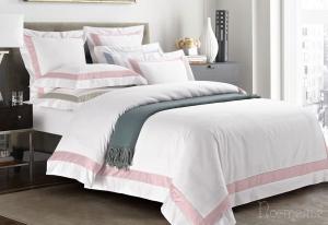 Элитное постельное белье Sharmes Prime (нежно-розовый)