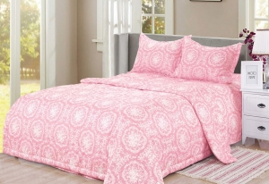Набор с одеялом Рамина (розовая)