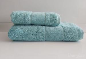 Полотенца RONALD (голубой)