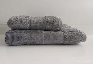 Полотенца RONALD (серый)