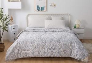 Одеяло без пододеяльника Роуз (беж)