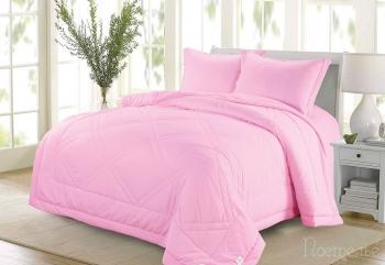 Набор с одеялом Сандра (розовая)