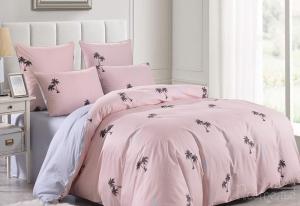 Постельное белье Санрайз (розовая)
