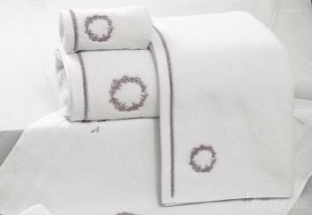 Полотенца Sehzade белый