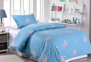Постельное белье Слон (голубой)