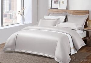 Элитное постельное белье Sharmes Soho (дымчатый кварц)
