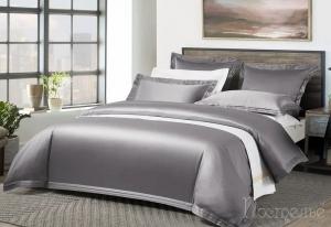 Элитное постельное белье Sharmes Soho (лилово-серый)