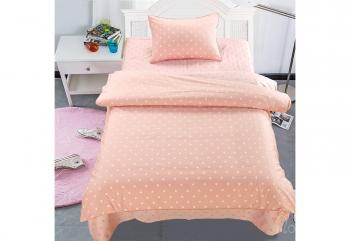 Постельное белье Уолли (розовая)