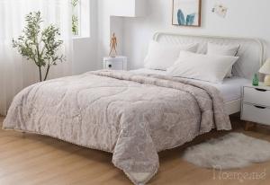 Одеяло без пододеяльника Вавилон (беж)