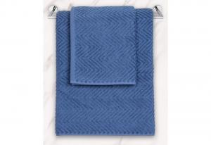 Полотенца Victoria (голубой)